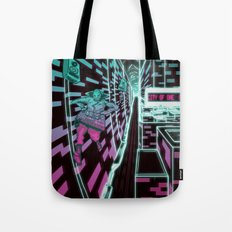 City of one Tote Bag