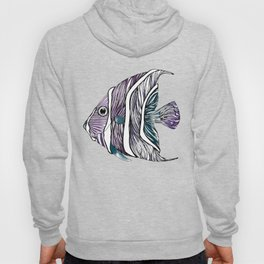french angelfish Hoody