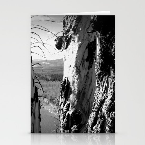 Rebirth in Yellowstone Stationery Cards
