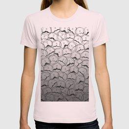 Moustache Mania T-shirt
