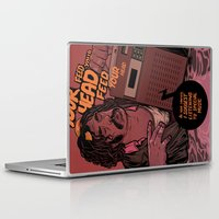 lawyer Laptop & iPad Skins featuring Lawyer (special music) by Mikhail Kalinin