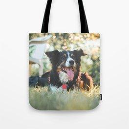 Dog by daniel plan Tote Bag