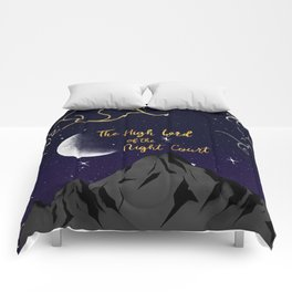 night court (High Lord) Comforters