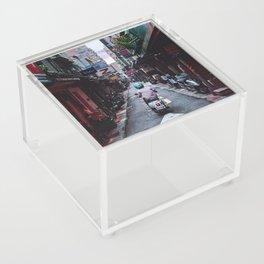 Lin Sen Scooter Acrylic Box