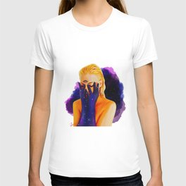 Divine Feminine 1 ( We Are The Cosmos ) T-shirt