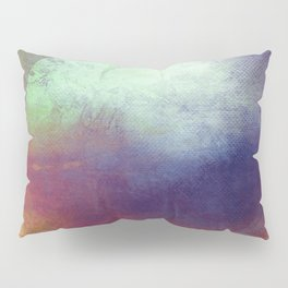 Circle Composition Pillow Sham