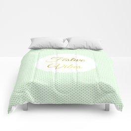 Festive Vibes Comforters