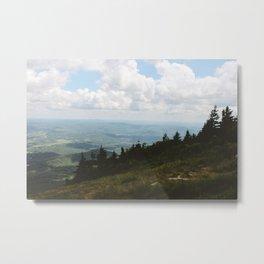 Mount Greylock V Metal Print