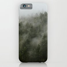 Pacific Northwest Foggy Forest Slim Case iPhone 6s