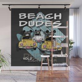 Beach Dudes Vol2 Wall Mural