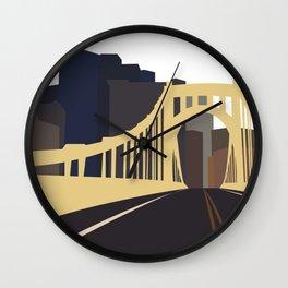 pgh Wall Clock