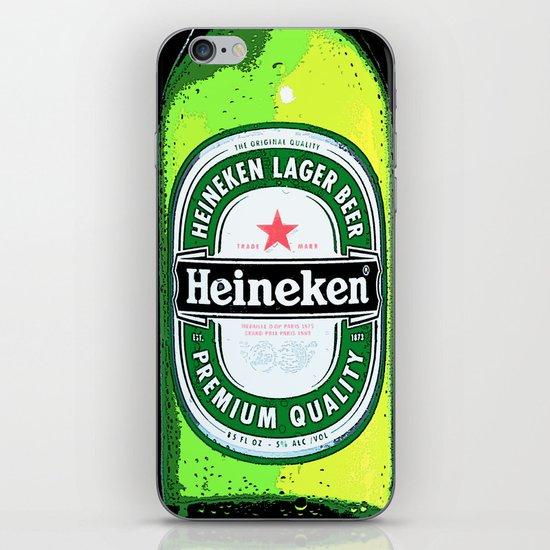 HEINEKEN for IPhone iPhone & iPod Skin