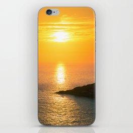 Pontal do Atalaia Sunset iPhone Skin