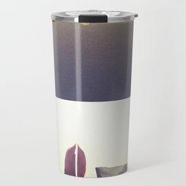 Mr. Purple Travel Mug