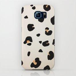 Leopard pattern iPhone Case