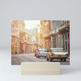 La Havana, Cuba Mini Art Print
