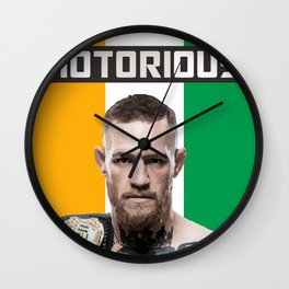 The Notorious Wall Clock