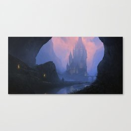 Pendrell Vale Canvas Print