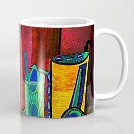 BODEGÓN CON GORRA Coffee Mug
