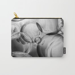 Bubble Noir Carry-All Pouch