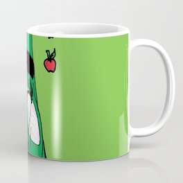 The Giving Tree or The Taking Human Coffee Mug