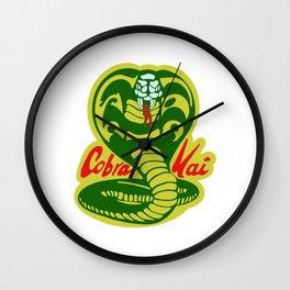 Cobra Kai - 1 Wall Clock