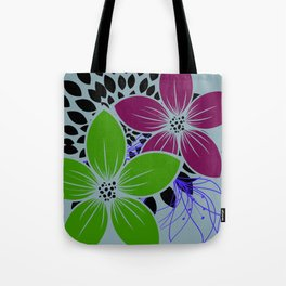Flowers for One Tote Bag
