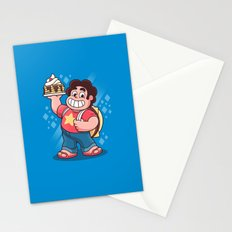 Breakfast Boy Stationery Cards