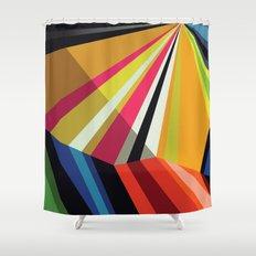 Amazing Runner No. 6 Shower Curtain