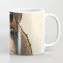Bear Suit Marc Coffee Mug