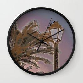Radiosity I Wall Clock