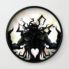 Darkside KH Wall Clock