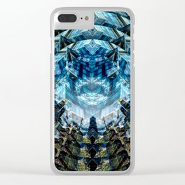 EYES IN THE SKY 2 Clear iPhone Case