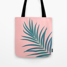 Tropical Palm Leaf #3 #botanical #decor #art #society6 Tote Bag