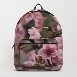 Sakura Flower Tree – Digital Art Backpack