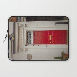 Cardinal's Warf Red Door Bankside London England Laptop Sleeve