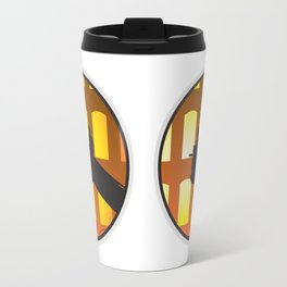 Tower Ladder Operations Travel Mug