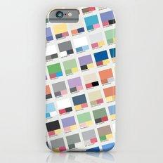 Poke-Pantone 3 (Hoenn Region) iPhone 6s Slim Case