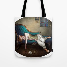 Gatta Morta Tote Bag