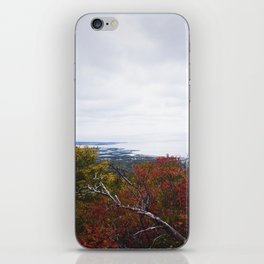Ocean views iPhone Skin