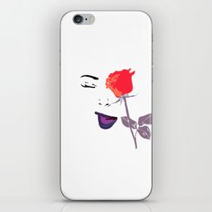 Wink   Floral iPhone & iPod Skin