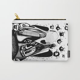 The you-Emilie Record Carry-All Pouch