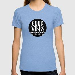Good Vibes Sea T-shirt