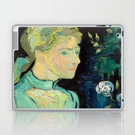 Vincent van Gogh - Adeline Ravoux 1890 Laptop & iPad Skin