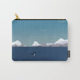 Arctic Sea Carry-All Pouch