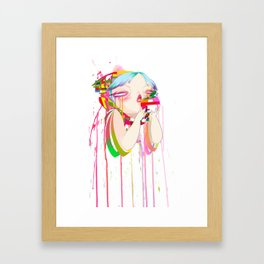 Byte Framed Art Print
