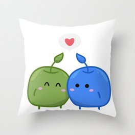 Junimo Bois Throw Pillow