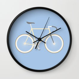 #97 bike Wall Clock