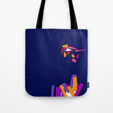 Fragmentation 3 Tote Bag