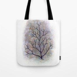 maine has trees Tote Bag